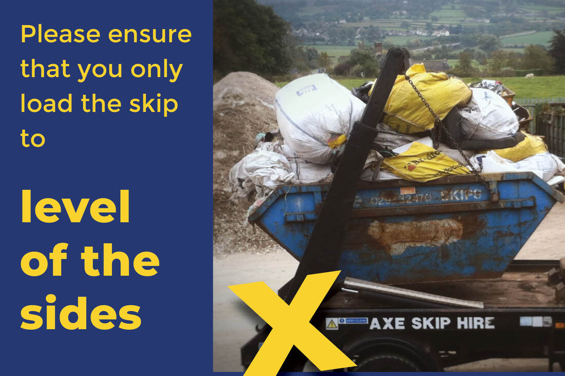 Axe Skip Hire Restrictions